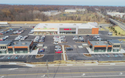 New Canterbury Commons in Westlake Complete with New Marc's Ready to Open