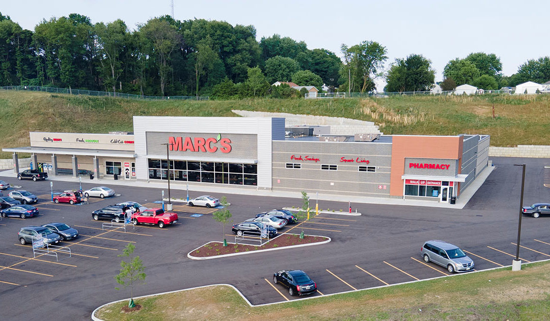 Marc's on Cleveland Avenue Nearly Ready